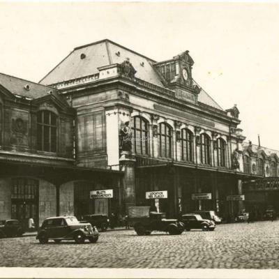 UAT - PARIS - Gare d'Austerlitz (côté départ)