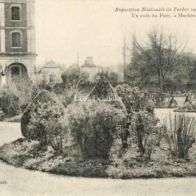 Uncoin du Parc - Machines agricoles (Ed.Lacaze)
