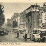 Union Art et Technique 42 - Paris - Boulevard et Porte St-Martin