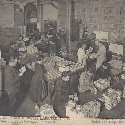 Usine des Arquebusiers - Salle des Expéditions - Province