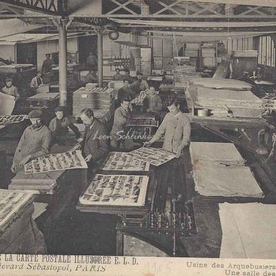 Usine des Arquebusiers - Une Salle des Machines