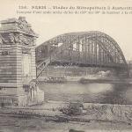 JH 136 - Viaduc du Metropolitain à Austerlitz