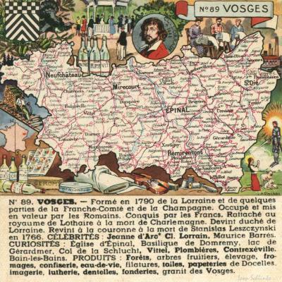 88 - Vosges