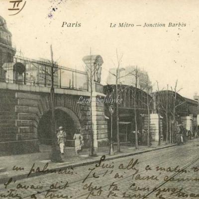 VP 186 - Le Métro - Jonction Barbès