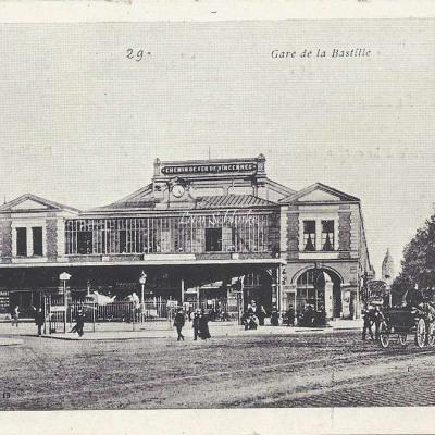 VP 29 - Gare de la Bastille