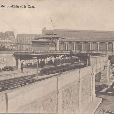 VP 64 - Le Metropolitain et le Canal