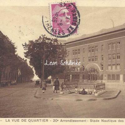 VQ 8 - La Vue de Quartier - Stade Nautique des Tourelles