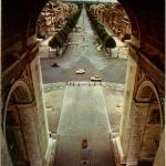 Yvon 10·453 - La Voûte de l'Arc de Triomphe