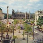 Yvon 10-6705 - Couleurs et Lumière de France - Place du Châtelet