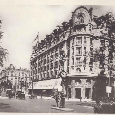 Yvon 133 - Le nouveau boulevard Haussmann