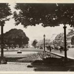 Yvon 134 - Le rond point des Champs Elysées