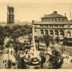 Yvon 204 - PARIS...en flanant - Place du Châtelet