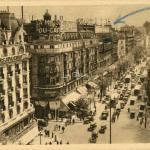 Yvon 264 - PARIS en flanant.. Carrefour Richelieu-Drouot