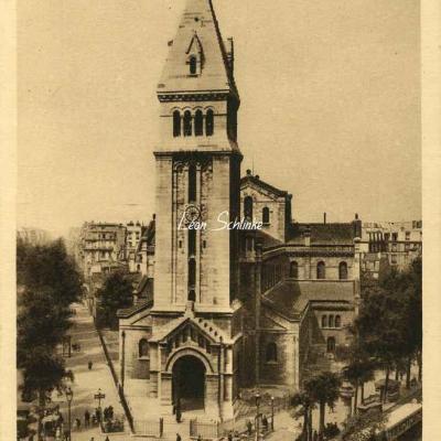 Yvon 298 - Eglise Saint-Pierre de Montrouge