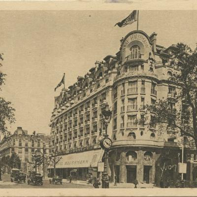 Yvon 303 - PARIS en flanant - Le Nouveau Boulevard Haussmann
