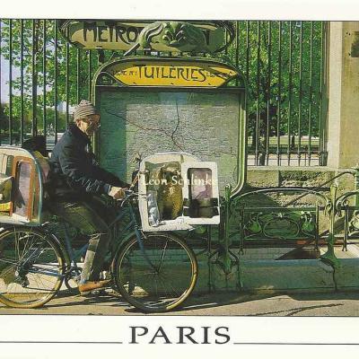 Yvon 36 75 0266 - Paris insolite