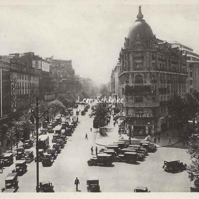 Yvon 78 - Boulevards des Italiens et Haussmann