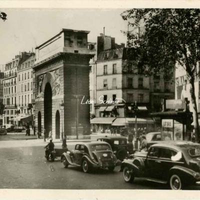 Yvon B.25 - La Porte Saint-Martin