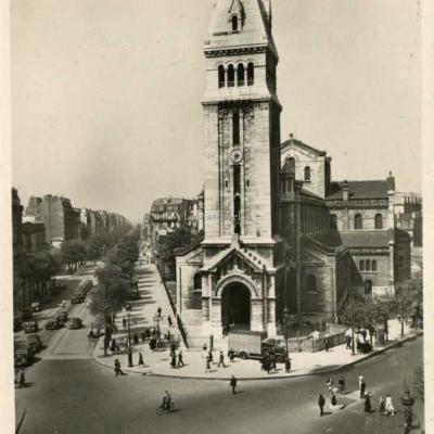 Yvon B 38 - Eglise Saint-Pierre de Montrouge