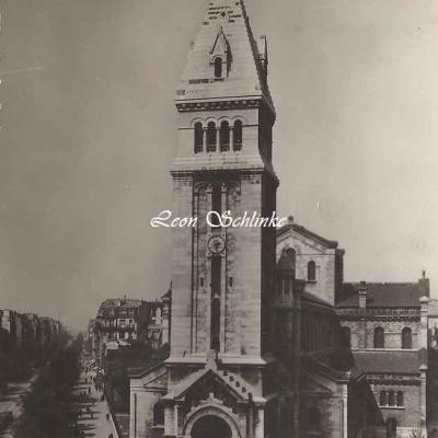 Yvon B.38 - Eglise Saint-Pierre de Montrouge
