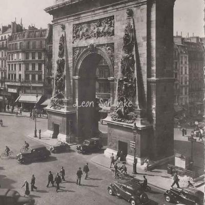 Yvon B.5 - La Porte Saint-Denis