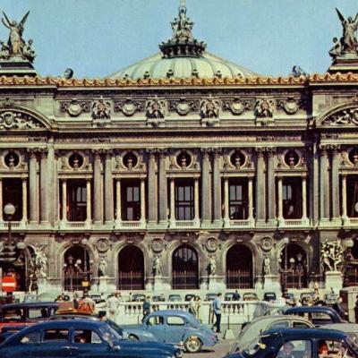 YVON C.K.6 - COULEURS DE PARIS - L'Opéra Académie de Musique