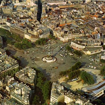YVON EKB 2861 N - Place de la Bastille et Colonne de Juillet