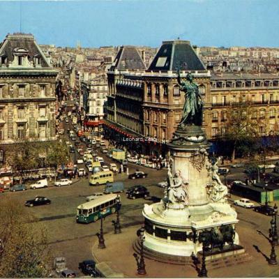 Yvon EKB 5746 - PARIS - Place de la République