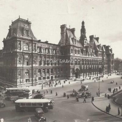 Yvon I.B. 0605 - L'Hôtel de Ville