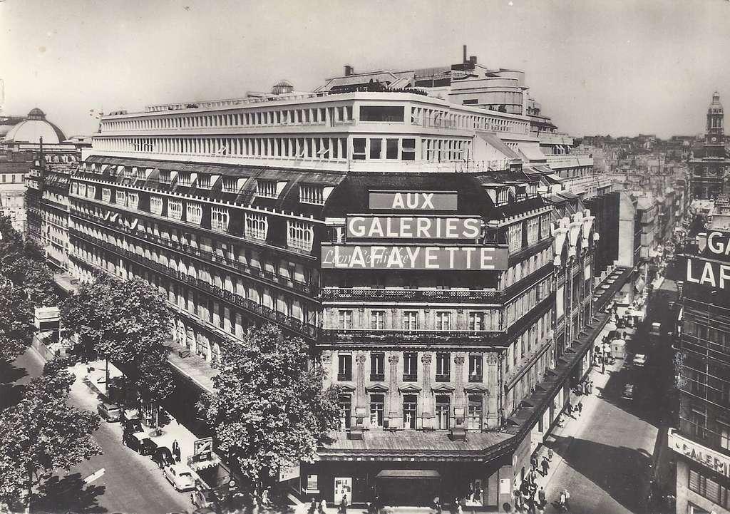 Carte Black Galerie Lafayette.Chaussee D Antin Lafayette