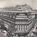 YVON I.B.2 - Vue générale des Galerie Lafayette