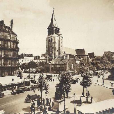 Yvon I.B.580 - Eglise St-Germain des Prés