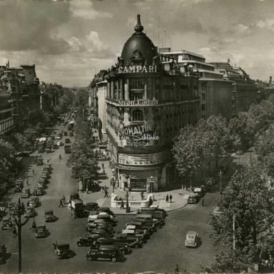 Yvon I.B. 593 - PARIS...en flanant (vue 1)