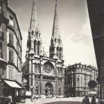 Yvon I.B. 645 - Eglise St-Jean Baptiste de Belleville