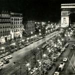 Yvon  IB 621 N - PARIS - L'Avenue des Champs-Elysées et l'Arc de Triomphe