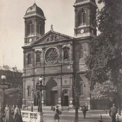 Yvon IB 649 - Eglise Saint-François-Xavier