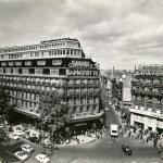 Yvon IB1 - PARIS - Vue générale des Galeries Lafayette